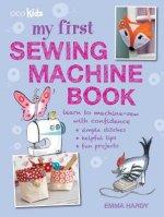 My First Sewing Machine Book