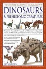 Complete Illustrated Encyclopedia of Dinosaurs & Prehistoric