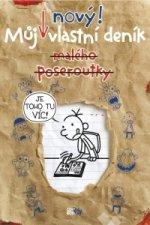 Můj nový! vlastní deník malého poseroutky