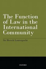 Function of Law in the International Community