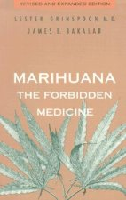 Marihuana, the Forbidden Medicine