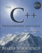 C++ Programming Language (hardcover), The