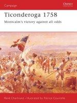 Ticonderoga, 1758
