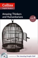 Amazing Thinkers & Humanitarians (Level 4)
