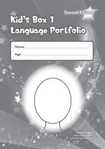 Kid's Box Level 1 Language Portfolio