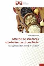 Marché de semences améliorées de riz au Bénin