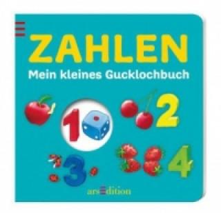 Mein kleines Gucklochbuch: Zahlen
