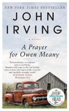 A Prayer for Owen Meany. Owen Meany, englische Ausgabe