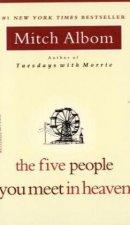 Five People You Meet in Heaven International Edition