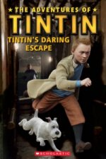 Popcorn ELT Readers 1: The Adventures of Tintin - Tintin's Daring Escape