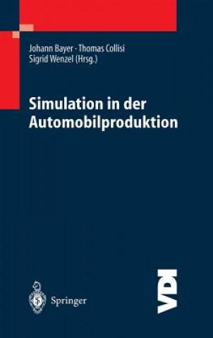 Simulation in der Automobilproduktion