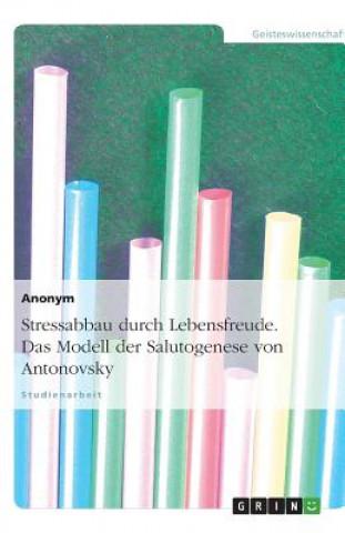 Stressabbau durch Lebensfreude. Das Modell der Salutogenese von Antonovsky