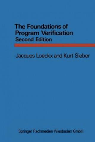 The Foundations of Program Verification