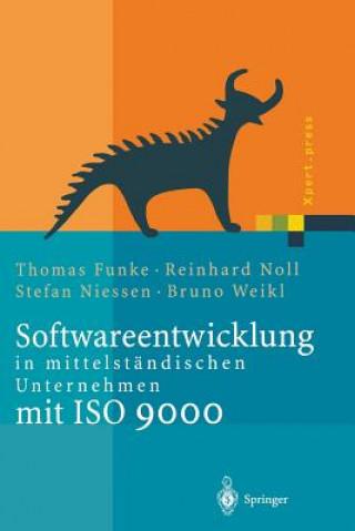 Softwareentwicklung in Mittelst ndischen Unternehmen Mit ISO 9000