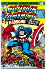 Captain America By Jack Kirby Omnibus
