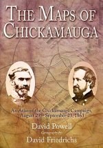 Maps of Chickamauga