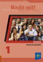Macht mit! - 1. diel, kniha pre žiaka (slovenská verzia)
