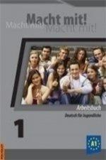 Macht mit! - 1. diel, pracovný zošit (slovenská verzia)