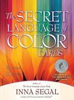 Secret Language of Color Tarot Cards