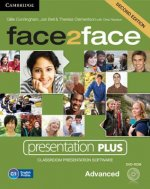 face2face Advanced Presentation Plus