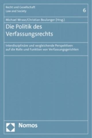 Die Politik des Verfassungsrechts
