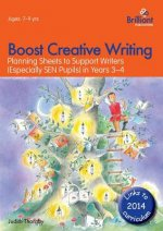 Boost Creative Writing for 7-9 Year Olds