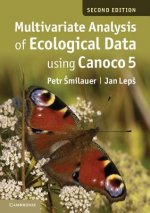 Multivariate Analysis of Ecological Data Using CANOCO 5
