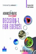 A Level Maths Essentials Decision 1 for Edexcel Book