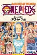 One Piece: Baroque Works 22-23-24, Vol. 8 (Omnibus Edition)