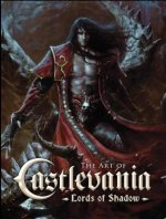 Art of Castlevania - Lords of Shadow