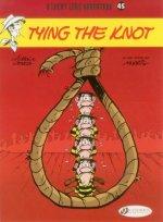 Lucky Luke 45 - Tying the Knot