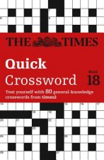 Times Quick Crossword Book 18