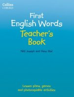 First English Words Teacher's Book