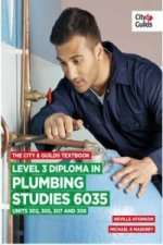 City & Guilds Textbook: Level 3 Diploma in Plumbing Studies