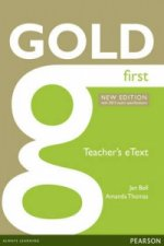 Gold First New Edition Active Teach