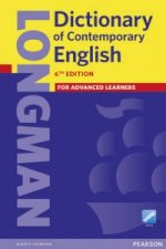 Longman Dictionary of Contemporary English 6 Cased and Onlin