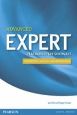 Expert Advanced 3rd Edition eText Teacher's CD-ROM