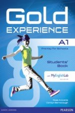 Gold Experience A1 Students' Book with DVD-ROM and MyLab Pac