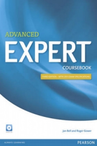 Expert Advanced 3rd Edition Coursebook with CD Pack