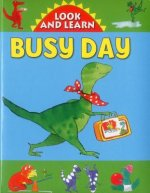 Look and Learn with Little Dino: Busy Day