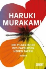 Die Pilgerjahre des farblosen Herrn Tazaki