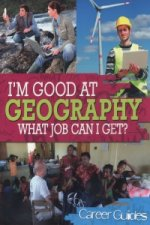 I'm Good At Geography, What Job Can I Get?