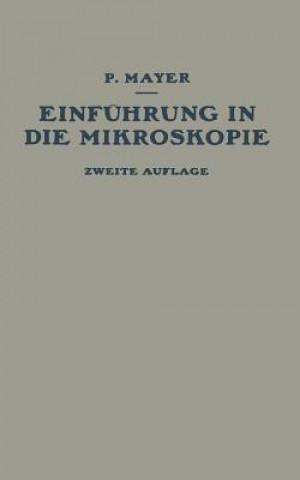 Einf hrung in Die Mikroskopie
