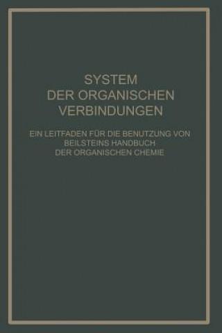 System Der Organischen Verbindungen