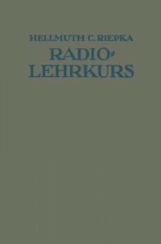 Lehrkurs F r Radio-Amateure