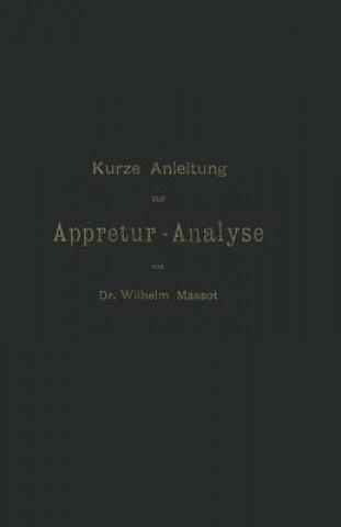 Kurze Anleitung Zur Appretur-Analyse