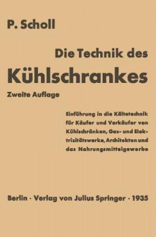 Die Technik Des K hlschrankes