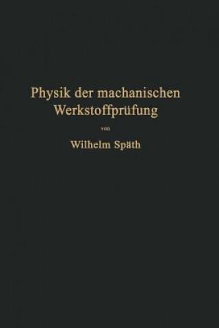 Physik Der Mechanischen Werkstoffprufung