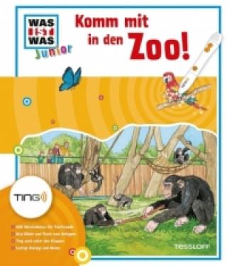 Komm mit in den Zoo!, TING-Ausgabe