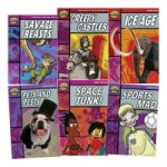 Learn at Home:Rapid Pack 2 (6 Books)